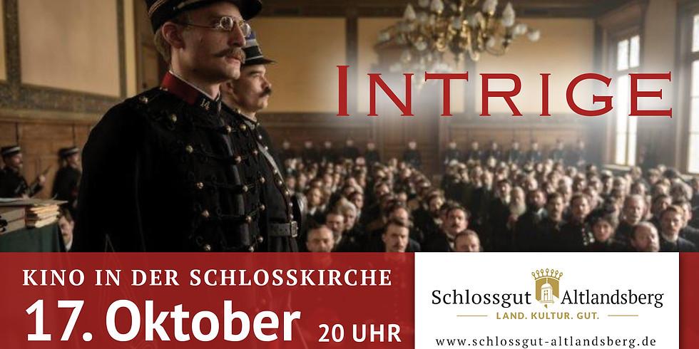 """Kino in der Schlosskirche: """"Intrige"""""""