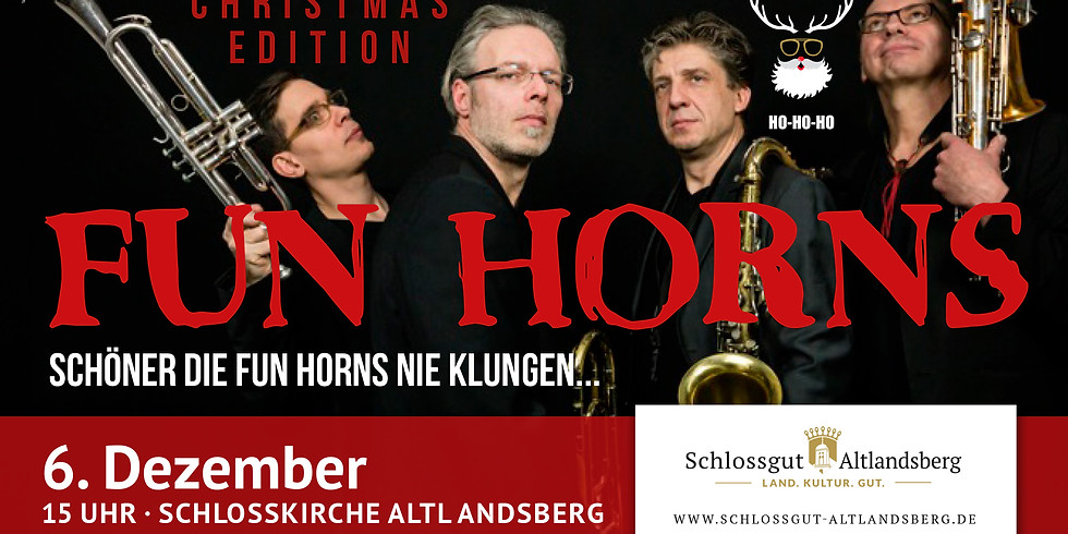 Fun Horns - Christmas Edition