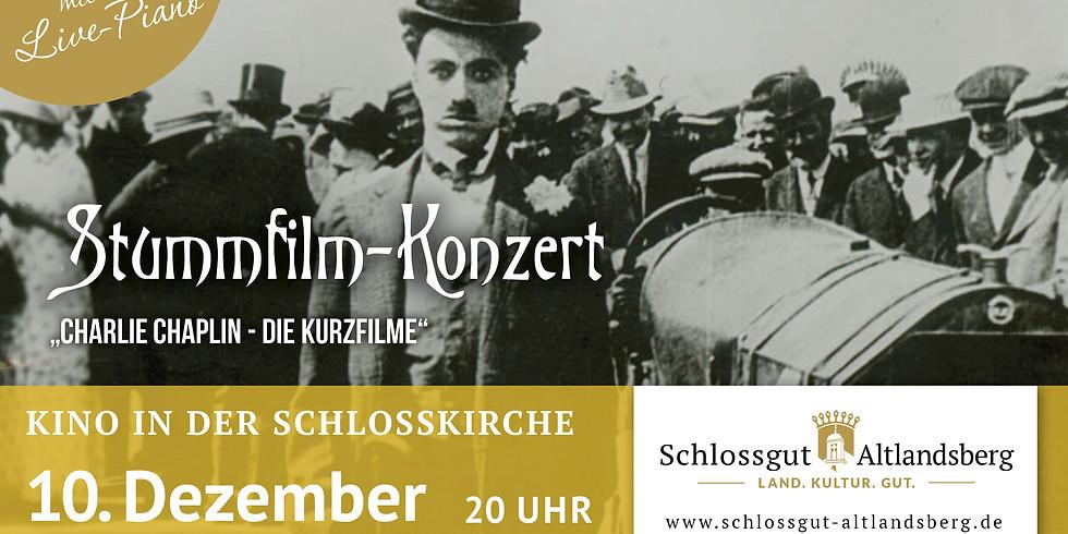 Stummfilmkino in der Schlosskirche
