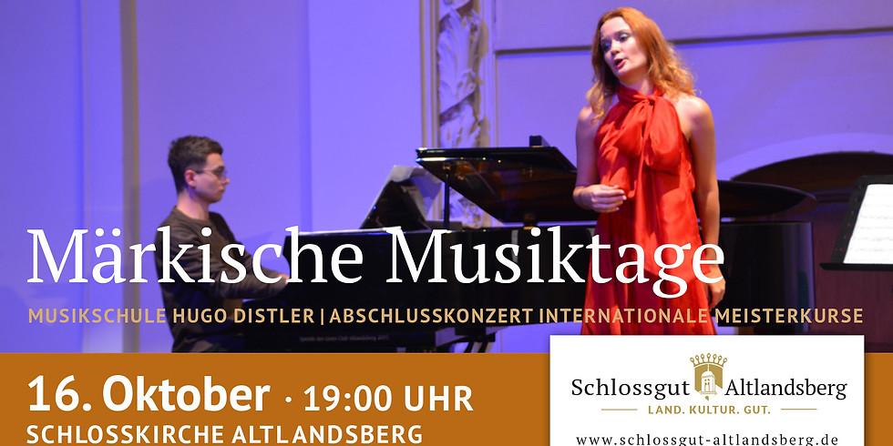 Märkische Musiktage (1)