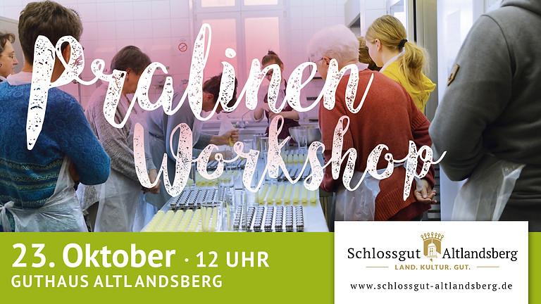 Pralinen Workshop - Herbstliche Versuchung