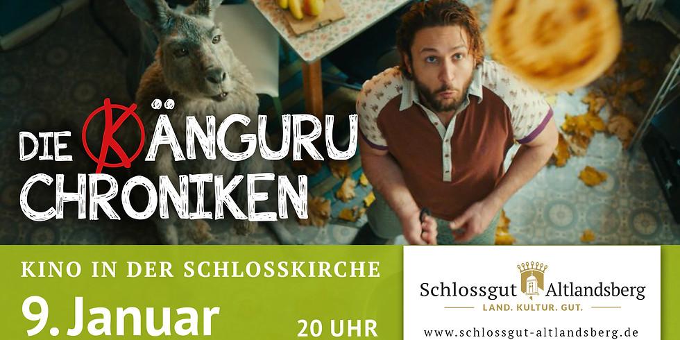 """Kino in der Schlosskirche: """"Die Känguru-Chroniken"""""""