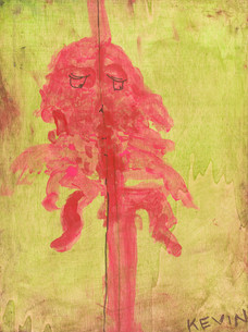 Frida on a Stick