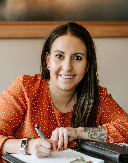 Melissa Alison Legge head shot