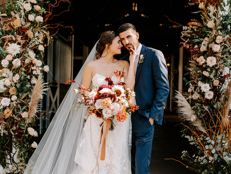 Ali + Joe's Wedding