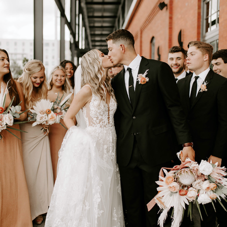 SABRINA & ANDREW'S WEDDING