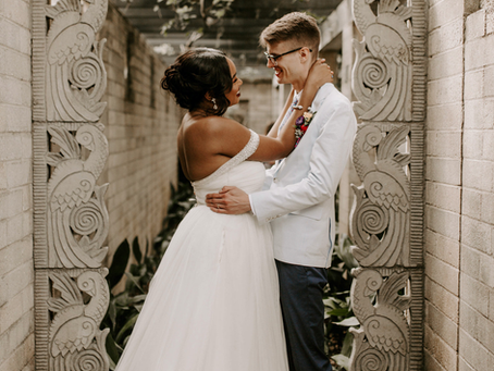 IAN & MILAN'S WEDDING