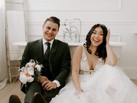 MICHELLE & BRANDON'S MIAMI WEDDING