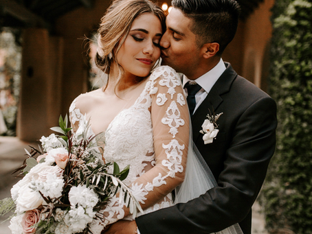 CRYSTAL + ABE'S WEDDING
