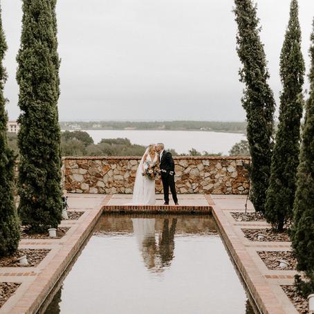 NICK + PHYLICIA TUSCAN INSPIRED WEDDING