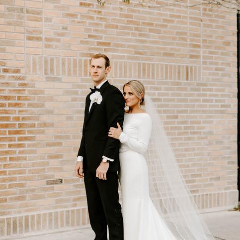 Alexa + Christian's Wedding