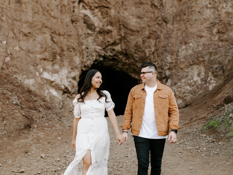 RAQUEL & JOSUE'S ENGAGEMENT SESSION