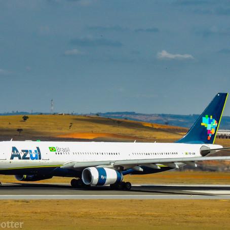 Azul cria dois mercados, adiciona novos voos e vai chegar a 21 operações diárias no Rio