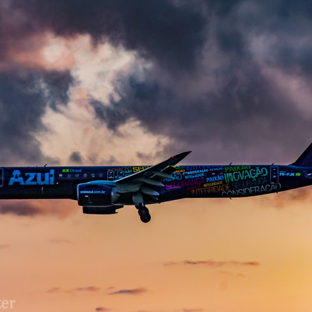 Setembro terá 400 operações diárias da Azul com retomada de voos em cinco cidades do país