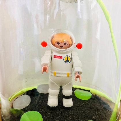 "La lampe Bobocal Marius, ""l'astronaute"""