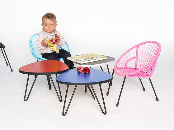 Table basse en formicat