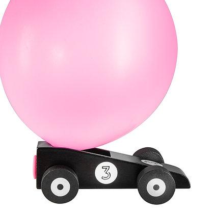 Blackstar, la voiture propulsée par l'air du ballon