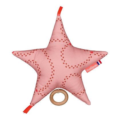 L'étoile musicale Rose -  Adèle