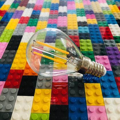 L'ampoule LED E14