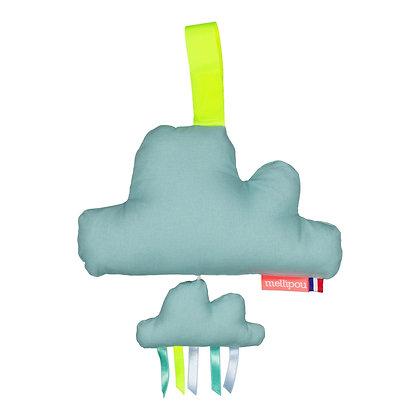 Le nuage musical BIO bleu - Amélie Poulain