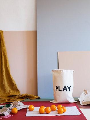 Le sac en tissu XL - PLAY