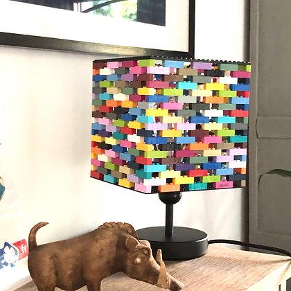 """La Lampe LEGO® """"Méli Mélo"""""""