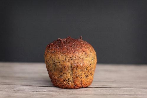 Muffin de Limón y Amapola Pack 6 Unidades
