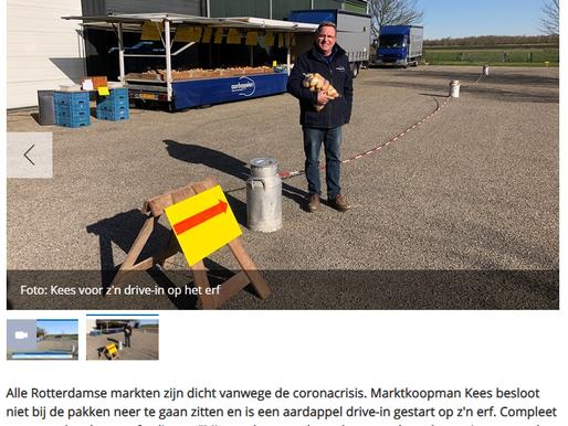 Bezoek van RTV Rijnmond inclusief video!