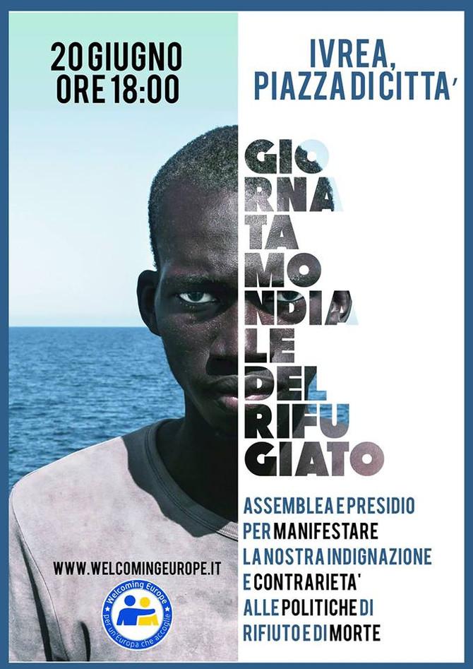 Giornata mondiale del rifugiato: assemblea e presidio per manifestare la nostra indignazione e contr