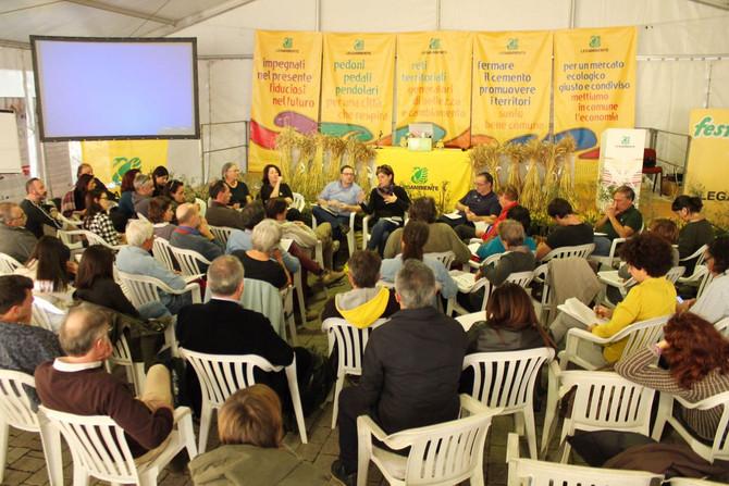 Report dell'Assemblea nazionale dei Circoli 2016
