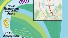 Domenica 1 dicembre - Pedaliamo sulla Ciclovia Baltea
