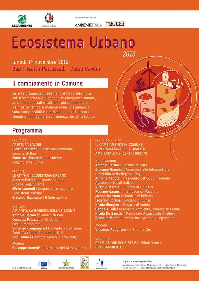 Ecosistema Urbano 2016