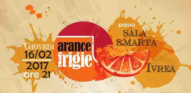 16 febbraio - Perchè arance frigie?