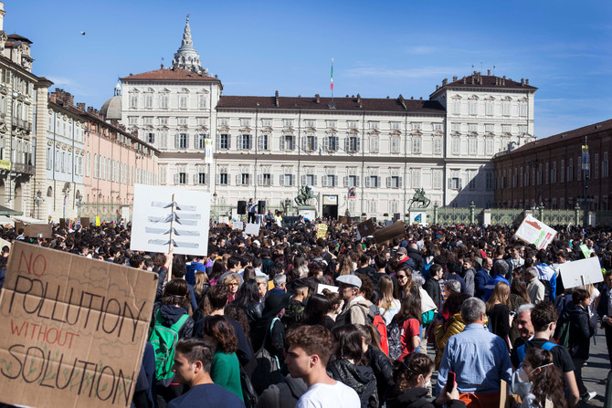 GLOBAL STRIKE FOR FUTURE: LEGAMBIENTE PRESENTA 10 PROPOSTE AL GOVERNO ITALIANO PER COMBATTERE I CAMB