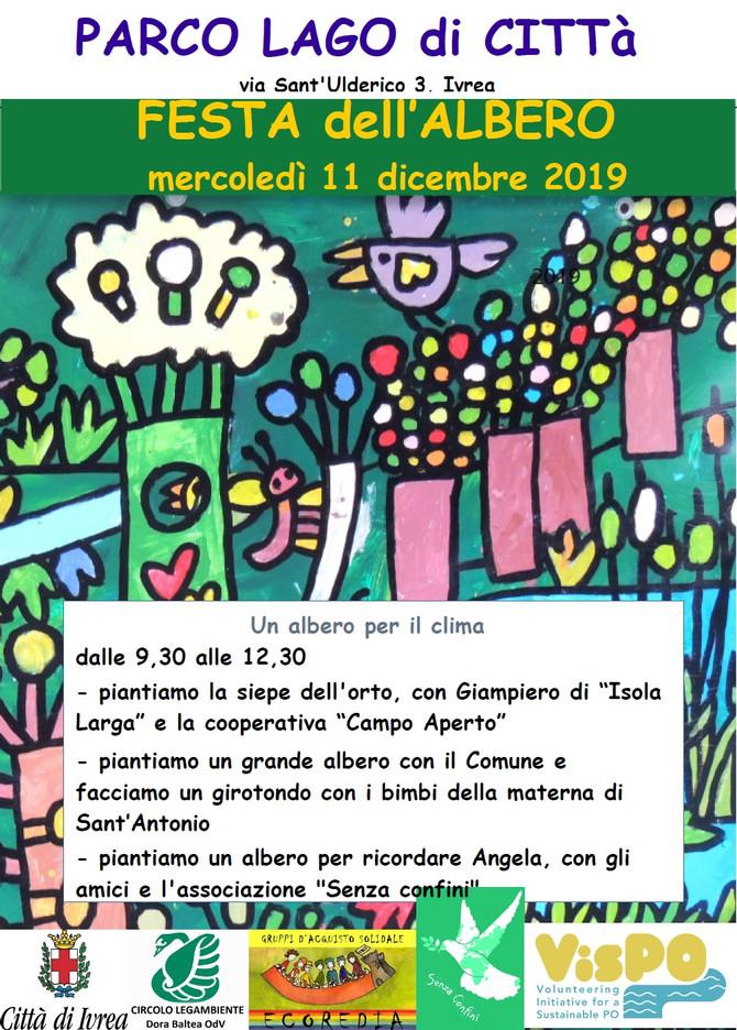 11 dicembre - Festa dell'Albero