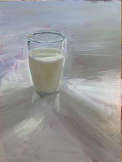 "VERNISSAGE period 2 -  ""Glass Tableware in Still Life"""