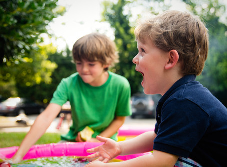 Games to Help Children with Self-Regulation