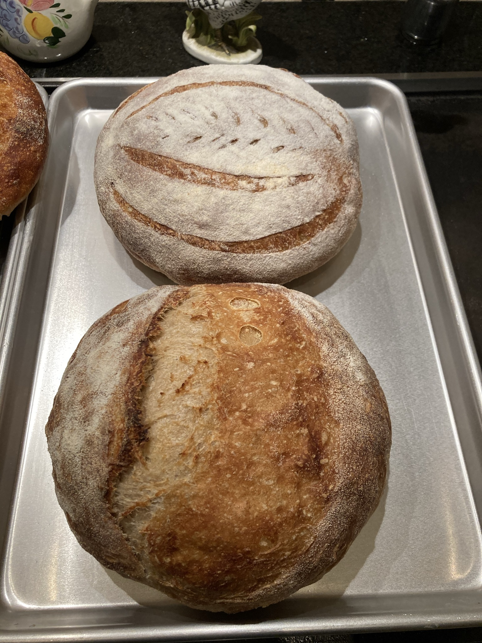 Wheat Sourdough