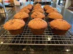 Happy Bran Muffins
