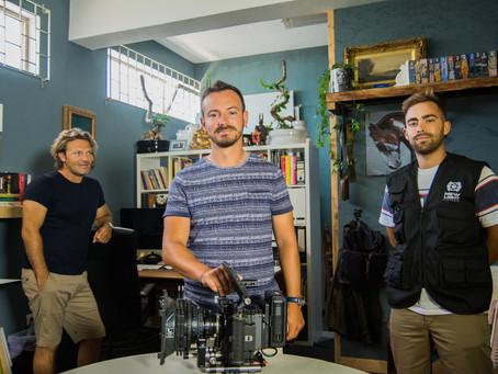 PT - New Light Pictures trabalha para «ter palavra a dizer na ficção nacional»