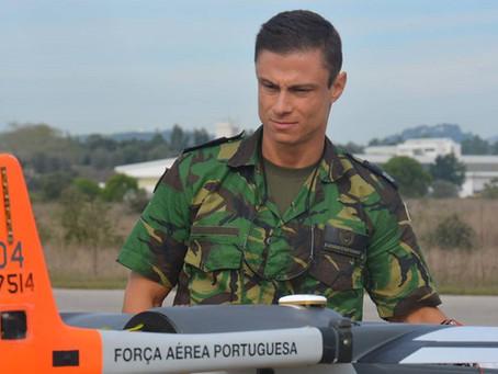 PT - NATO distingue militar da Força Aérea