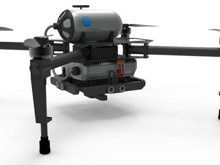 PT - Drone com célula de combustível bate recorde ao voar continuamente durante 331 minutos