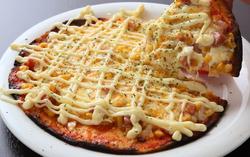 スパムピザ