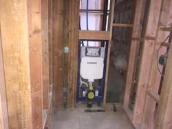 Freestanding Toilet