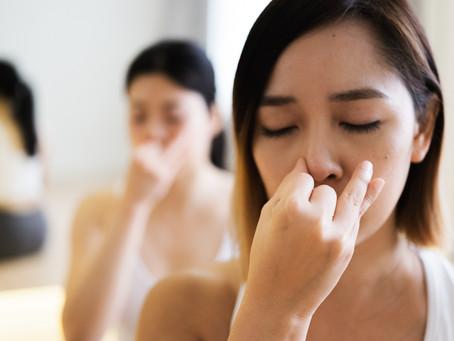 【瑜伽調息法】鼻孔交替呼吸法 改善失眠、平靜心情