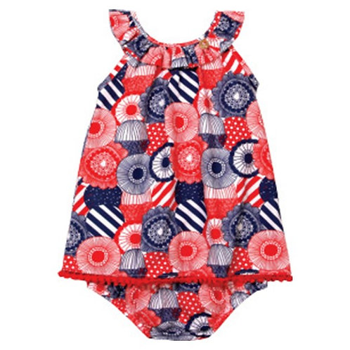 Precoce - Vestido Bebê com Calcinha