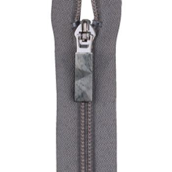 YKK Natulon Zipper.