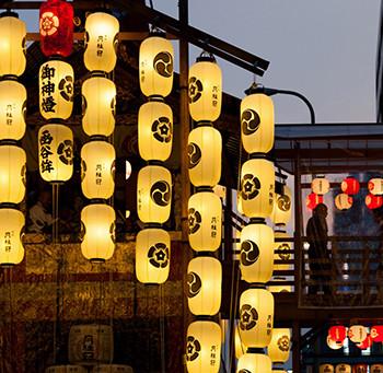 京都の夏到来!祇園祭は涼しげな新品浴衣プレゼントでいざ祇園祭へ