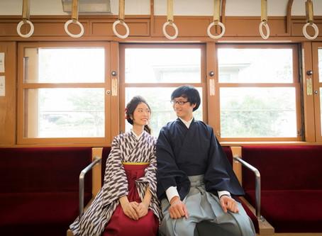 京都の秋を袴姿で散策。レトロ感が人気 袴レンタルが「秋キャンペーン」でお得!