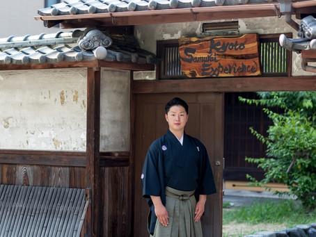 侍体験で武士道を知る!着物レンタル夢館の「袴プラン」とのコラボ企画開始!